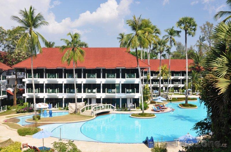 Fotka, Foto Tropický hotelový resort (Phuket, Thajsko)