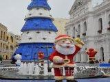 Vánoce v Macau