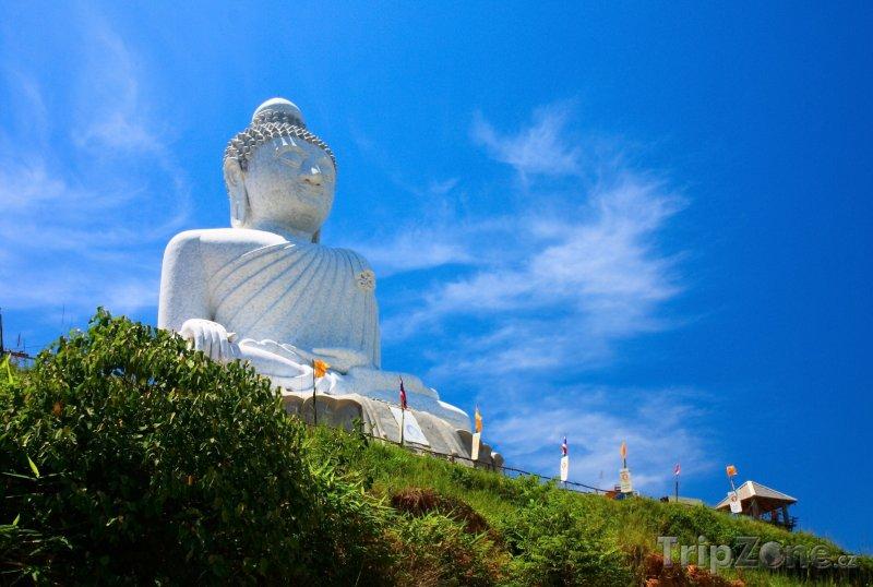 Fotka, Foto Velký Buddha (Phuket, Thajsko)
