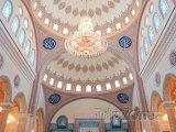 Vnitřek mešity Zawawi