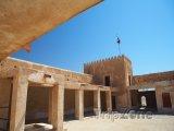 Vnitřek pevnosti Zubara