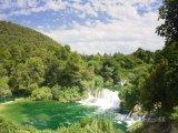 Vodopád v národním parku