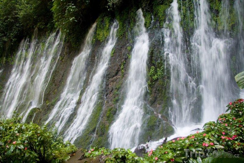 Fotka, Foto Vodopády Juayúa (Salvador)