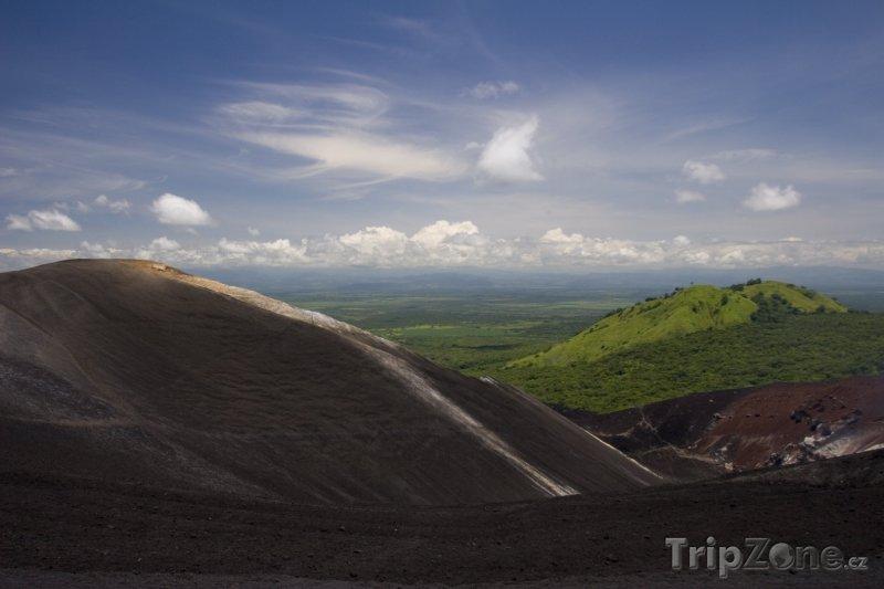 Fotka, Foto Vulkán Cerro Negro (Nikaragua)