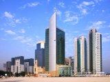 West Bay, obchodní centrum v Dauhá