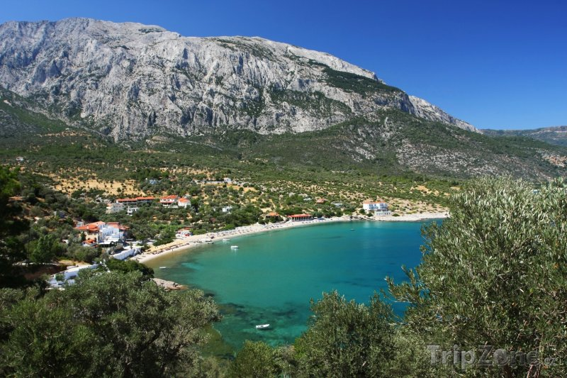 Fotka, Foto Záliv Limnionas (Samos, Řecko)