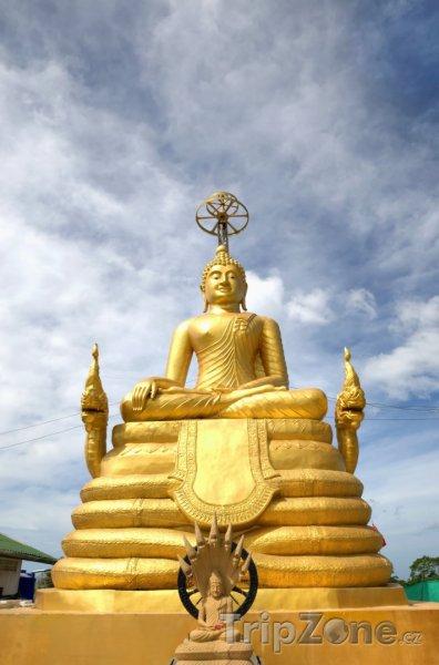 Fotka, Foto Zlatý Buddha (Phuket, Thajsko)