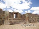 Archeologická památka Tiwanaku