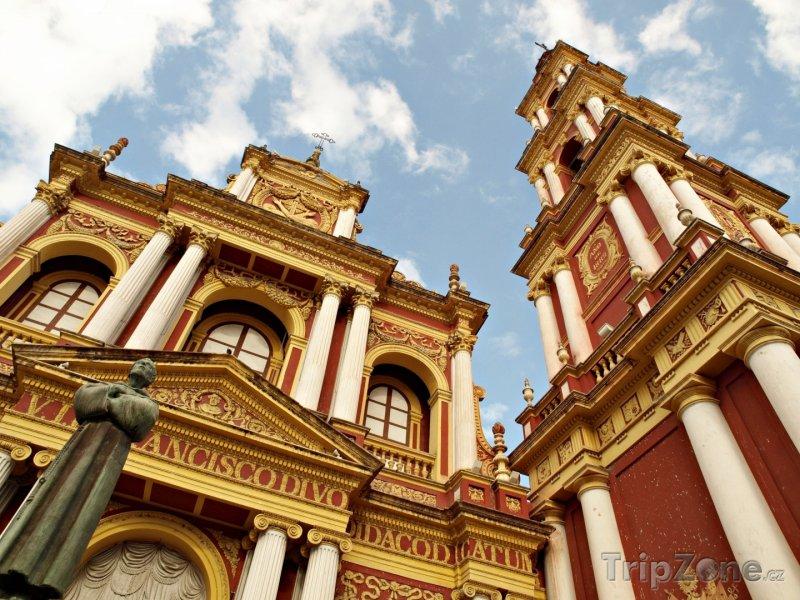 Fotka, Foto Bazilika Menor y Convento de San Francisco (Argentina)