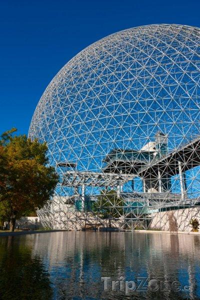 Fotka, Foto Biosphère, muzeum v Montrealu (Kanada)