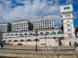 Budovy ve městě Alžír