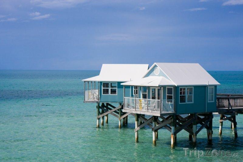 Fotka, Foto Bungalovy v moři (Bermudy)