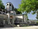 Cetinjský klášter ve městě Cetinje