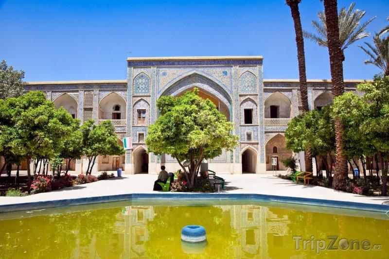 Fotka, Foto Chánova škola v Širázu (Írán)