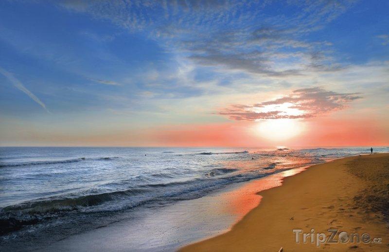 Fotka, Foto Dania Beach na Floridě (USA)