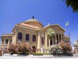 Divadlo Teatro Massimo v Palermu