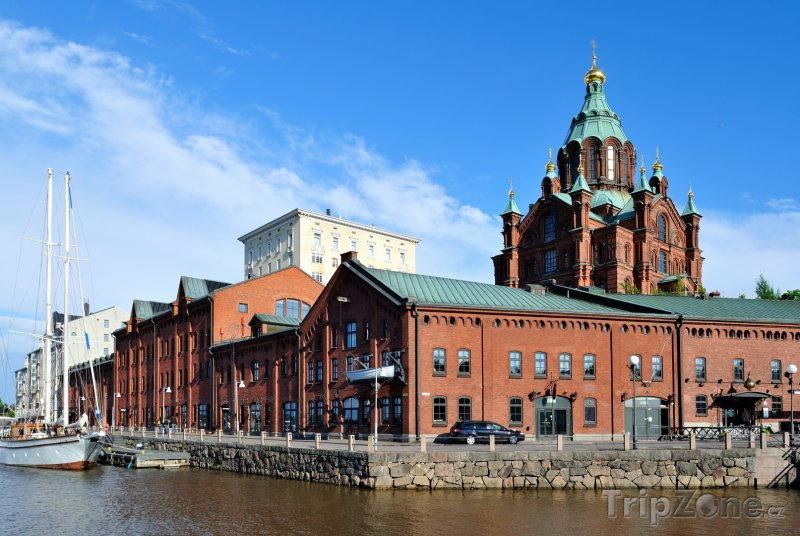 Fotka, Foto Doky v Helsinkách (Finsko)