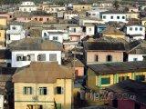 Domy ve městě Elmina