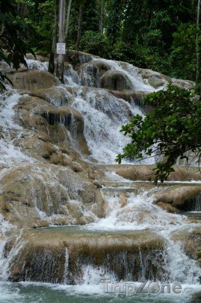 Fotka, Foto Dunn's River Falls (Jamajka)
