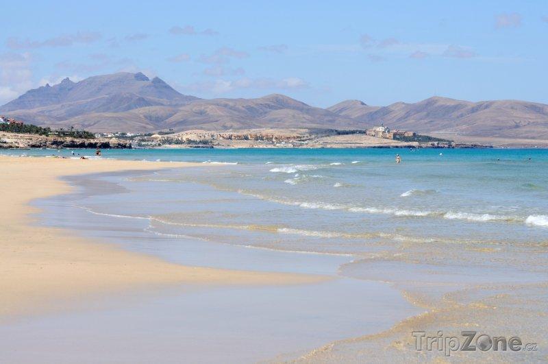 Fotka, Foto Fuerteventura, pláž Playa de Sotavento (Španělsko)