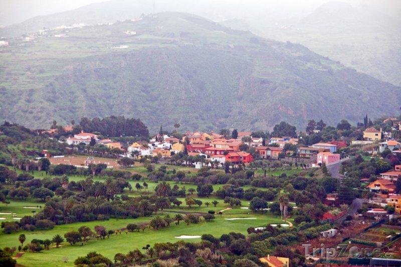 Fotka, Foto Gran Canaria, vesnice Pico de Bandama (Španělsko)