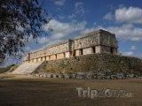 Guvernérův palác v Uxmalu