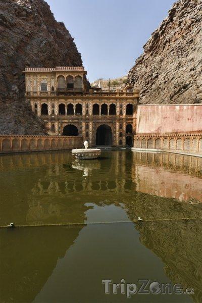 Fotka, Foto Hinduistické poutní místo Galtaji (Indie)