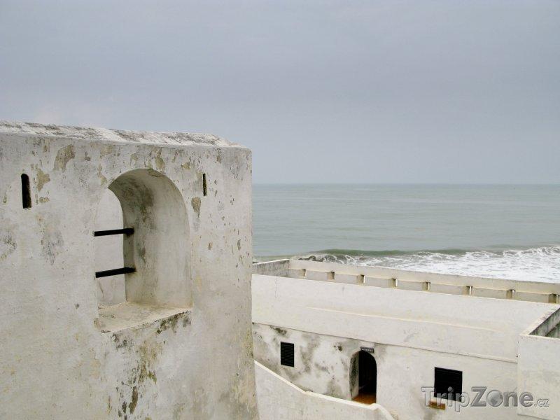 Fotka, Foto Hrad Elmina ve městě Elmina (Ghana)