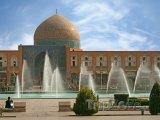 Isfahán, náměstí Nakš-e džahán