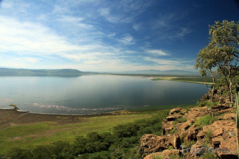 Fotka, Foto Jezero Nakuru (Keňa)