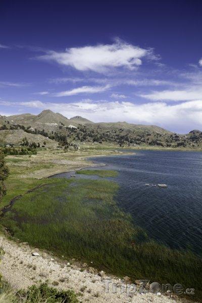 Fotka, Foto Jezero Titicaca (Bolívie)