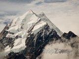 Jižní Alpy, hora Aoraki