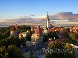 Kadriorg, presidentský palác v Tallinnu