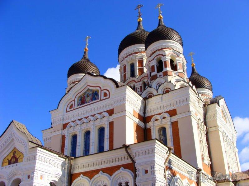 Fotka, Foto Katedrála Alexandra Něvského v Tallinnu (Estonsko)