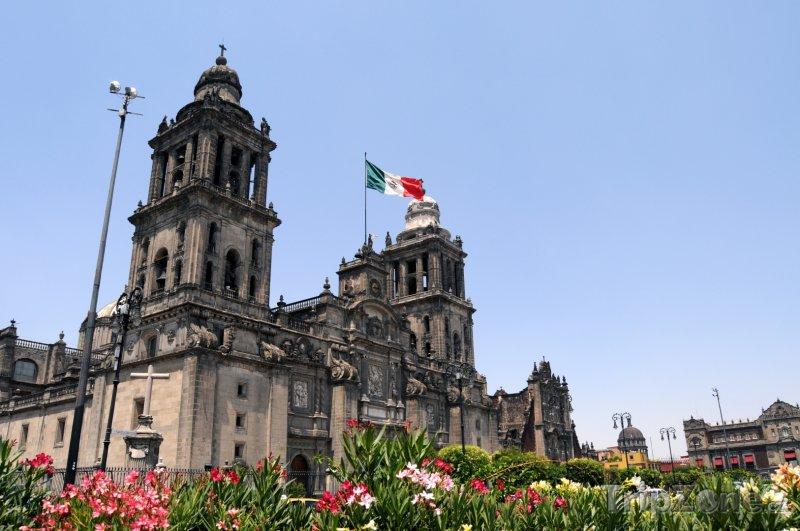 Fotka, Foto Katedrála v Mexiko City (Mexiko)