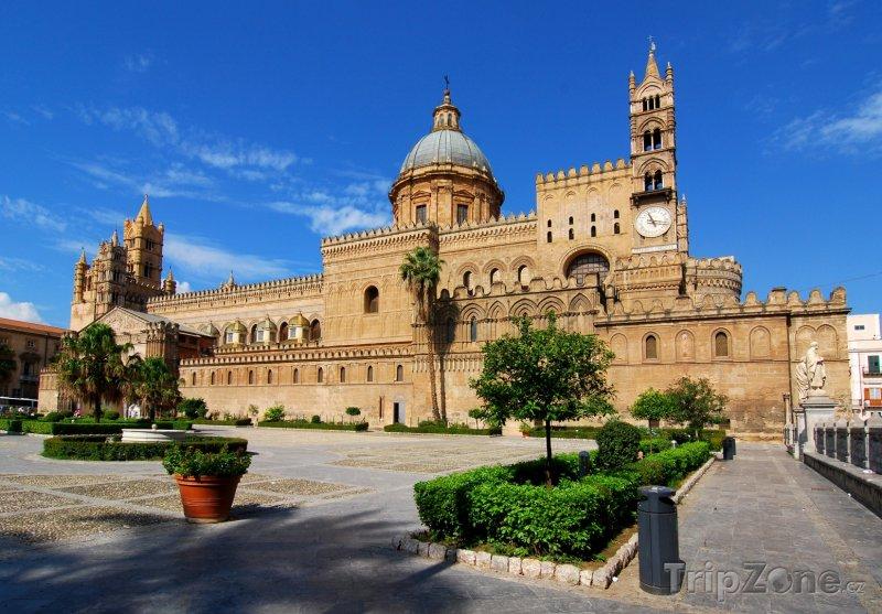 Fotka, Foto Katedrála v Palermu (Itálie)