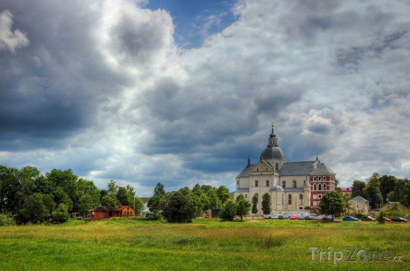 Fotka, Foto Kostel Farny (Bělorusko)