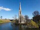 Kostel Svatého Albana v Kodani