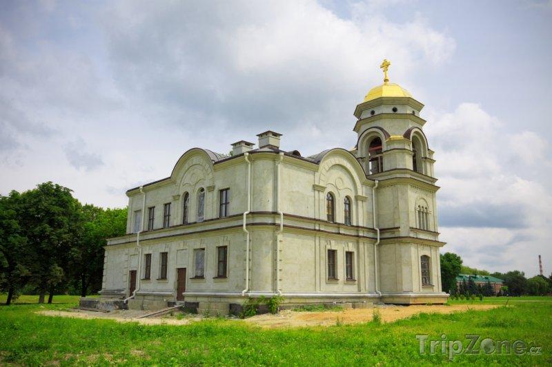 Fotka, Foto Kostel v Brestské pevnosti (Bělorusko)