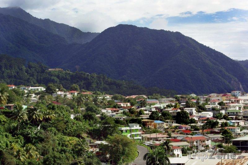 Fotka, Foto Krajina (Dominika)