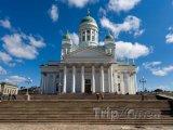 Lutheránská katedrála v Helsinkách
