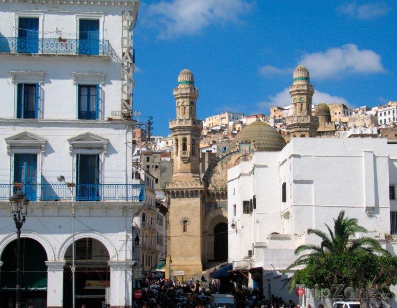 Fotka, Foto Mešita Ketchaoua v Alžíru (Alžírsko)