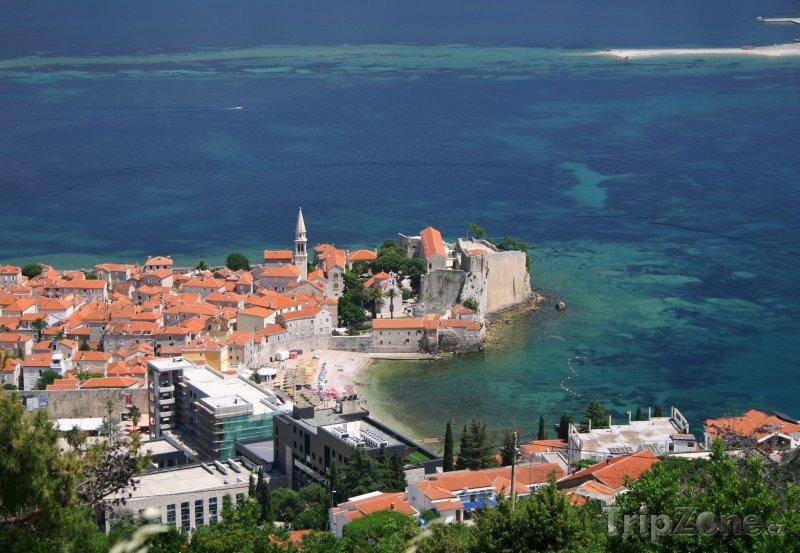 Fotka, Foto Město Budva (Černá Hora)