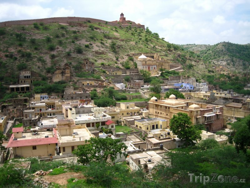 Fotka, Foto Město Džajpur (Indie)