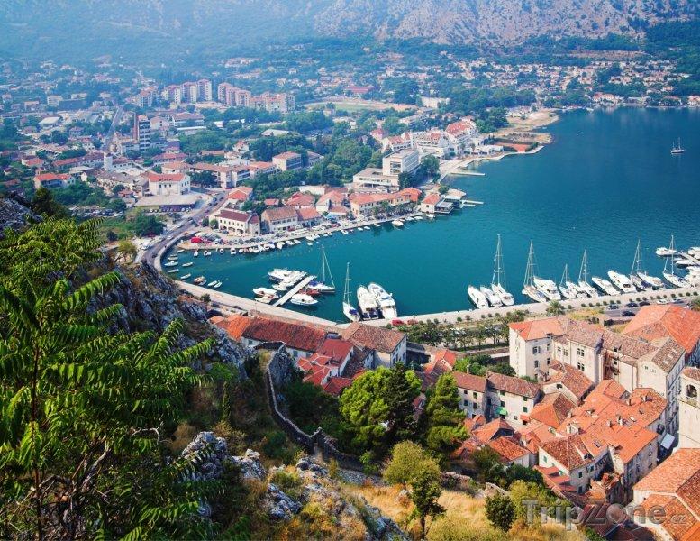 Fotka, Foto Město Kotor (Černá Hora)