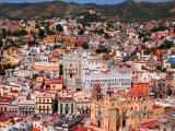 Město León ve státě Guanajuato