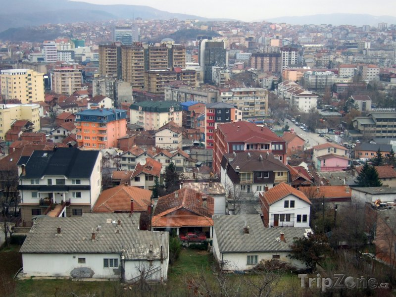 Fotka, Foto Město Priština (Kosovo)