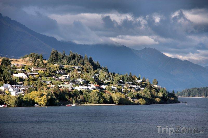 Fotka, Foto Město Queenstown (Nový Zéland)
