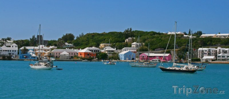 Fotka, Foto Město St. George's (Bermudy)