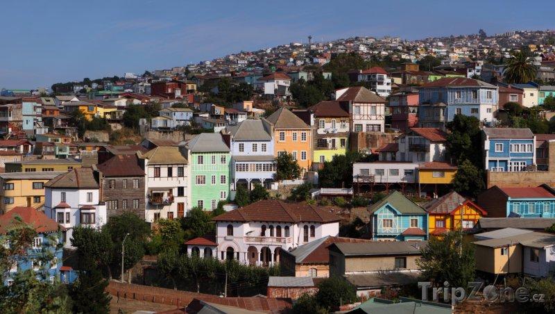 Fotka, Foto Město Valparaíso (Chile)
